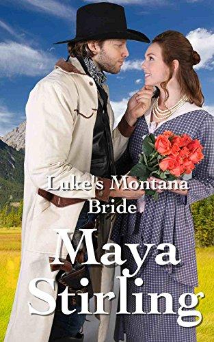 Lukes montana bride sweet clean western cowboy historical romance lukes montana bride sweet clean western cowboy historical romance brothers of montana fandeluxe Gallery