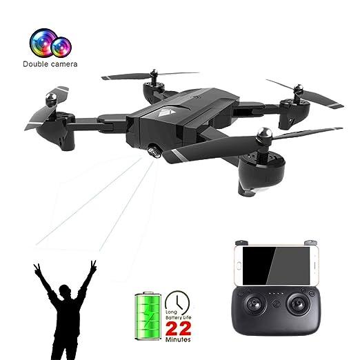 KD Drone aéreo, Plegable máquina no tripulada GPS de Retorno ...