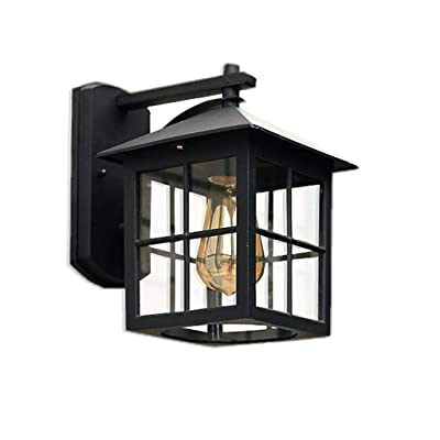 Haizhen Meilleurs Voeux Shop Extérieur En Aluminium étanche Lampe