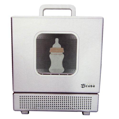Amazon.com: iwavecube iw600sil 600-watt Personal computadora ...