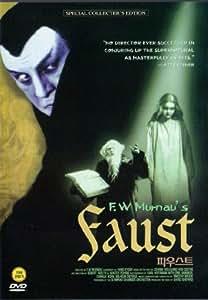 Faust (1926) F. W. Murnau [All Region, Import, B & W, Silent]