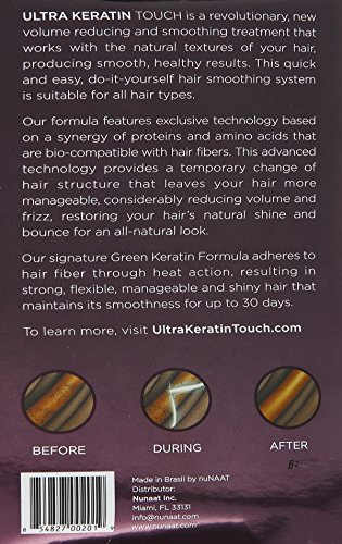 Nunaat Ultra Keratin Touch