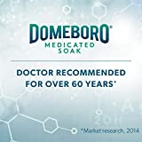 Domeboro Medicated Soak Rash Relief