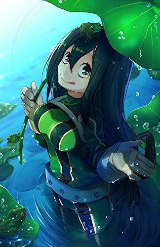 Amazon Com Xxw Artwork My Hero Academia Asui Tsuyu Poster