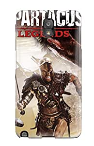 5460996K60179255 High-quality Durable Protection Case For Galaxy Note 3(spartacus Legends Game)