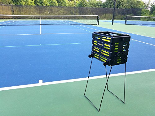 Tourna Ballport Deluxe Tennis Ball Pickup with Wheels