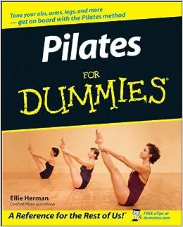 Pilates For Dummies: Ellie Herman: 0785555086135: Amazon.com ...