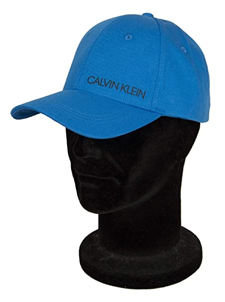 Calvin Klein Gorra de Bã©Isbol Baseball Ajustable con Visera CK ArtãCulo KM0KM00133 Twill Cap: Amazon.es: Ropa y accesorios