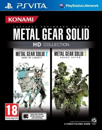 (Metal Gear Solid HD Collection (PlayStation)