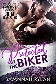 Protected by the Biker (Grim Reapers MC)