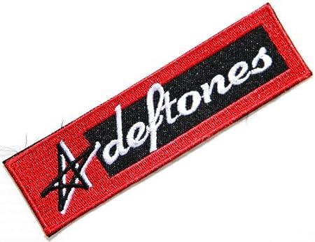 Deftones música Heavy Metal Rock Punk banda Logo Polo camiseta ...