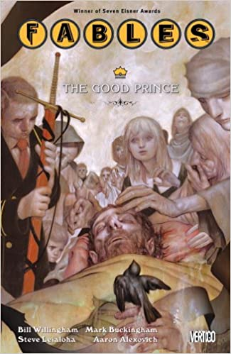Image result for fables the good prince
