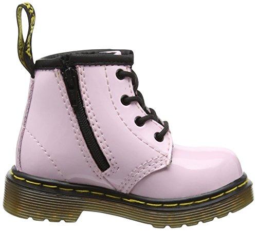 Eu Brooklee Kurzschaft Dr baby kinder Lamper Patent Stiefel 21 Unisex Martens Pink B 61wqfaB