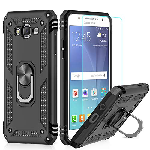 Galaxy J7 Case, Galaxy J7 2015/ SM-J700 Case with HD Screen Protector,...