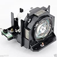 Kingoo Projector Lamp For PANASONIC PT-DX810 ET-LAD60W ET-LAD60AW Projector Replacement Lamp & Housing - By Kingoo