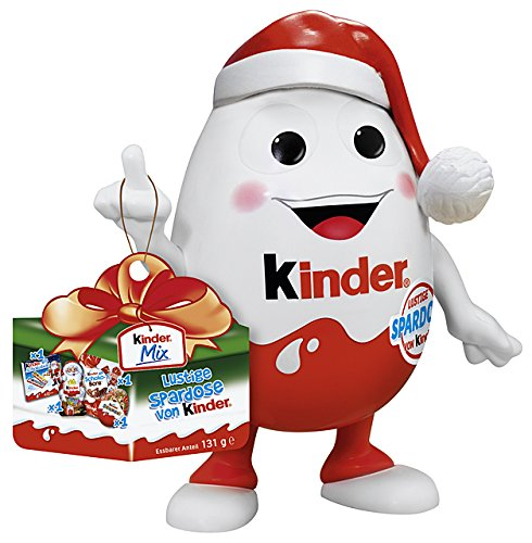 Kinder Christmas Mix Money Box 131g