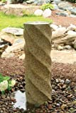Stone Spiraling Column by Aquascape