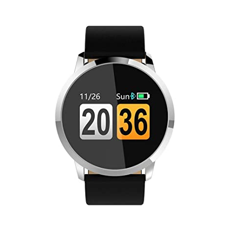 Reliable Smart Watch Men Blood Pressure Smartwatch Women Heart Rate Monitor Fitness Tracker Bluetooth Sport Watches For Android Ios Reloj Watches