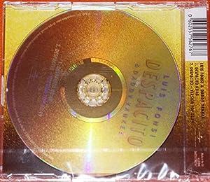 Despacito con Daddy Yankee. Estándar CD Sencillo (European Release)