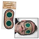 Steampunk Sleep Mask-Retro Furturistic Victorian Goggles