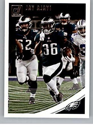 Amazon.com  Football NFL 2018 Donruss  231 Jay Ajayi  231 NM Near ... f3f98beda