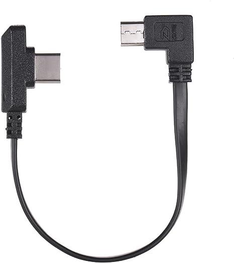 Zhiyun Tipo-C - Cable de Carga para Smartphone Android (Incluye ...