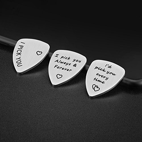 Guitar Picks For Lovers