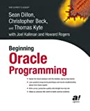 img - for Beginning Oracle Programming (Expert's Voice) book / textbook / text book