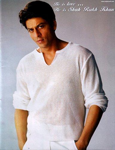 Shahrukh Khan 18X24 Poster New! Rare! #BHG523225 (Shahrukh Khan Best Images)