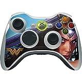 Skinit Wonder Woman Xbox 360 Wireless Controller Skin - Wonder Woman Battle Ready | DC Comics Skin