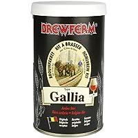 Kit Cerveza Gallia - Brewferm