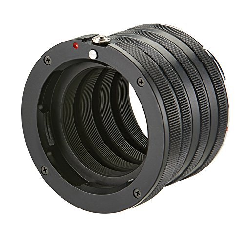Rack Focusing Novoflex (Novoflex Extension Tube Kit for Visoflex II/III Lens to Leica M Body (LEM/VIS-II))