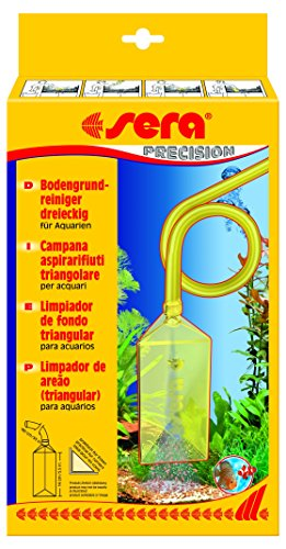 sera Gravel Washer Triangular Aquarium Cleaning Supplies (Sera Marin Component)