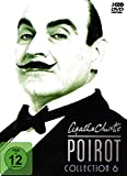 Various Agatha Christie:Poirot-Collection 6 (3DVDs) [Import allemand]