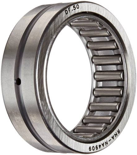 40mm ID 11000rpm Maximum Rotational Speed Outer Ring and Roller Open Metric 36mm Width 52mm OD Koyo RNA69//32A Needle Roller Bearing Steel Cage Oil Hole