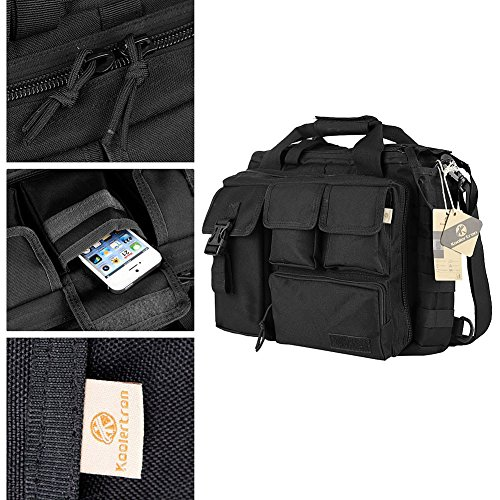 94a374efd8cf Koolertron Nylon Military Tactical Bag 14