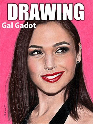 Drawing Gal Gadot by