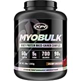 MyoBulk (Chocolate) 5LBS, Weight Gainer - Gain Pounds of Lean, Well-Defined Muscle - Best Protein Powders