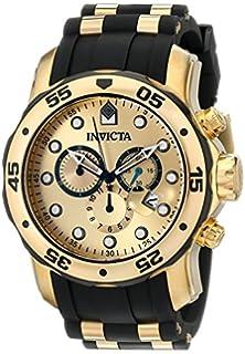 Invicta Men\u0026#39;s 6981 Pro Diver Collection Chronograph Black Dial ...