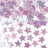 Iridescent Mini Stars Confetti | .25 oz. | Party Decor