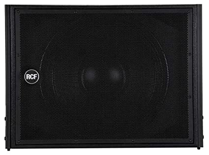 Amazon com: RCF HDL 18-AS Active Subwoofer: Musical Instruments