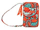 Bella Taylor Bali Bright Quilted Wristlet Wallet, Bags Central
