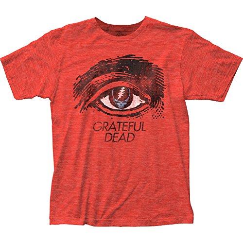 Grateful Dead - Grateful Eye (slim fit) T-Shirt Size XXL ()