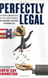 Perfectly Legal, David Cay Johnston, 1591840198