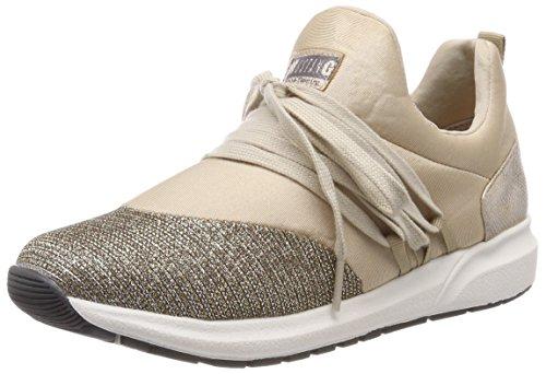 4 Sneakers Basses 305 Beige Femme 4 Beige 36 1271 EU Mustang gIqtw88