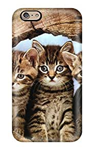 ClaudiaDay Design High Quality Cats In A Log Cover Case With Excellent Style For Iphone 6