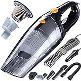 MATCC Car Vacuum Cleaner High Power DC 12V 110W 5500PA Handheld Portable Wet/Dry Auto...