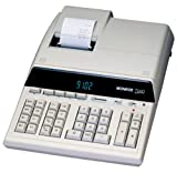 Monroe 8145 Heavy-Duty Standard Desktop Printing Calculator, 14 Digits, 5.0 Lines per Second.12