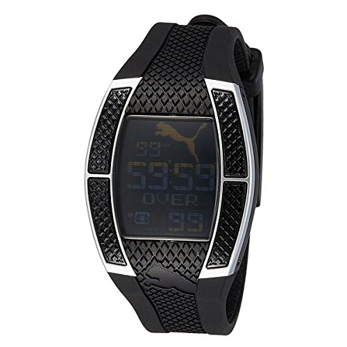 Puma Time Ladies Watch TOP FLUCTUATION LADIES BLACK A.PU910432002