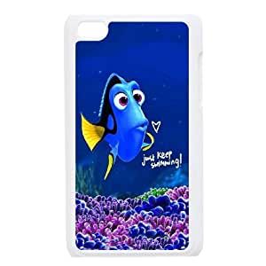 CHENGUOHONG Phone CaseClownfish,Dory Finding Nemo Design FOR IPod Touch 4th -PATTERN-10